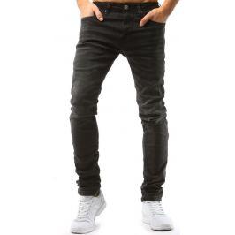 BASIC Černé pánské džíny (ux1595) Velikost: 30