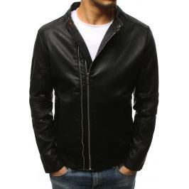 BASIC Pánská černá bunda (tx2552) Velikost: XL