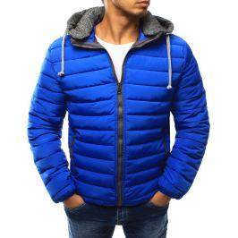 BASIC Modrá prošívaná bunda (tx1760) velikost: 2XL, odstíny barev: modrá