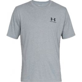 Under Armour Sportstyle Left Chest Tee 1326799-036 Velikost: 2XL