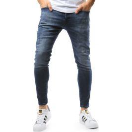 BASIC Modré pánské džíny (ux1736) Velikost: 29