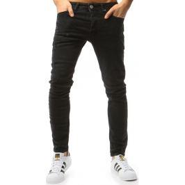 BASIC Černé pánské kalhoty(ux1756) Velikost: 30