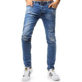 BASIC Modré pánské džíny (ux1760) Velikost: 29