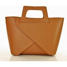 Originální hnědá kabelka MARCO MAZZINI (378a) Velikost: univerzální