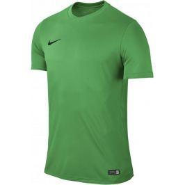 Zelené  dětské triko NIKE Park VI Junior 725984-303 velikost: XS, odstíny barev: zelená