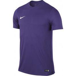 Fialové  dětské triko NIKE Park VI Junior 725984-547 velikost: XS, odstíny barev: fialová