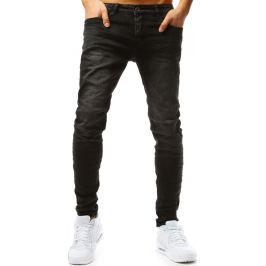 BASIC Černé pánské džíny (ux1786) Velikost: 28