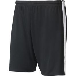 Černé ADIDAS šortky thermoactive Tastigo 17 Junior BJ9128 velikost: 116, odstíny barev: černá
