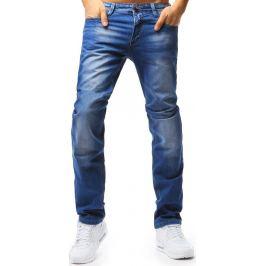BASIC Modré pánské džíny (ux1797) Velikost: 29