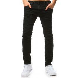 BASIC Černé pánské džínové kalhoty (ux1798) Velikost: 29