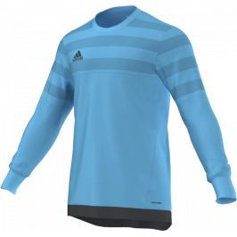 ADIDAS modrý brankářský dres Precio Entry 15 GK Junior S29445 velikost: 116, odstíny barev: modrá