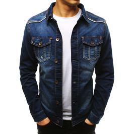 BASIC Modrá džínová bunda (tx2614) Velikost: S