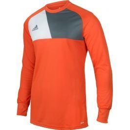 ADIDAS oranžový brankářský dres Assita 17 Junior AZ5398 velikost: 128, odstíny barev: oranžová