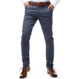 BASIC Pánské šedé kalhoty (ux1836) Velikost: 29