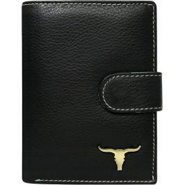 Buffalo Wild Černá pánská peněženka RM-03L-BAW 3 Velikost: univerzální