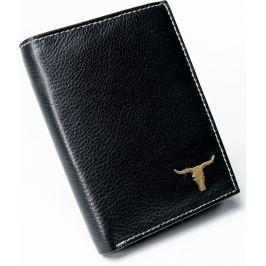 Buffalo Wild Černá pánská peněženka RM-04-BAW 3 Velikost: univerzální