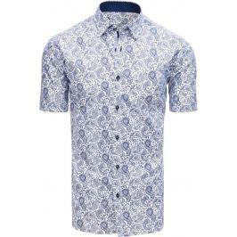 BASIC Vzorovaná pánská košile (kx0881) Velikost: M