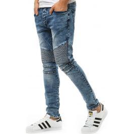 BASIC Modré pánské džíny (ux1849) Velikost: 28