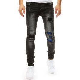 BASIC Černé pánské džíny (ux1851) Velikost: 28