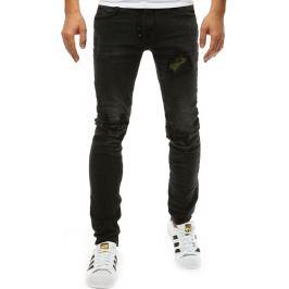 BASIC Černé pánské džíny (ux1852) Velikost: 28