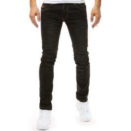 BASIC Černé pánské džíny (ux1865) Velikost: 29