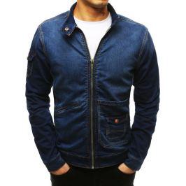 BASIC Pánská džínová bunda (tx2619) Velikost: S