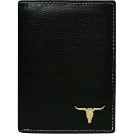 Buffalo Wild Černá pánská peněženka RM-06-BAW 3 Velikost: univerzální