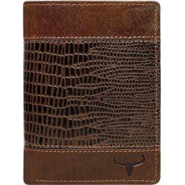 Buffalo Wild Originální hnědá peněženka N890-VTC Velikost: univerzální