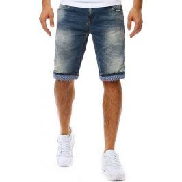 BASIC Pánské džínové šortky (sx0803) Velikost: 28