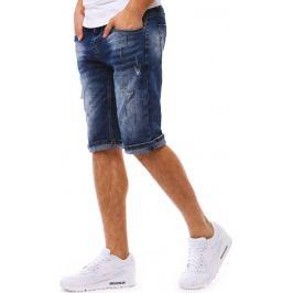BASIC Pánské džínové šortky (sx0777) Velikost: 28
