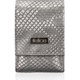 FELICE Elegantní pouzdro na cigarety SOLIER (FA14 SILVER SNAKE) Velikost: univerzální