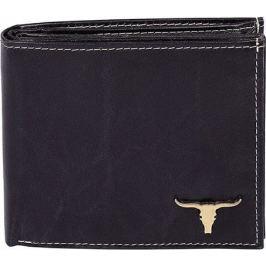 Buffalo Wild Elegantní černá peněženka RM-01-BAW Velikost: univerzální