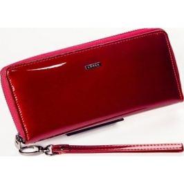 LOREN Červená dámská peněženka 5201-SH LOREN Velikost: univerzální