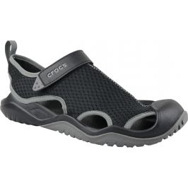 Crocs M Swiftwater Mesh Deck Sandal (205289-001) Velikost: 39-40