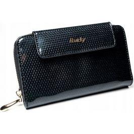 ROVICKY černá kožená peněženka RFID 8808 Velikost: univerzální