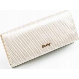 Rovicky bílá kožená peněženka RFID 8801 Velikost: univerzální