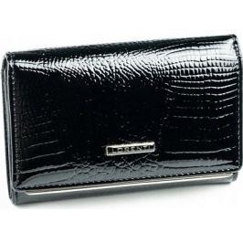Lorenti černá kožená peněženka 450-RSK Velikost: univerzální