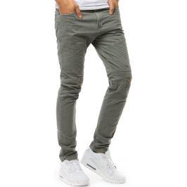 BASIC Pánské šedé kalhoty  (ux1895) Velikost: 29