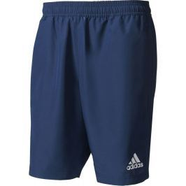 ADIDAS fotbalové šortky Tiro 17 Woven Shorts Junior BQ2650 velikost: 128, odstíny barev: modrá