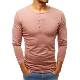 BASIC Lososové pánské tričko (lx0492) Velikost: M
