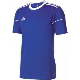 ADIDAS fotbalový dres Squadra 17 Junior S99149 velikost: 116, odstíny barev: modrá