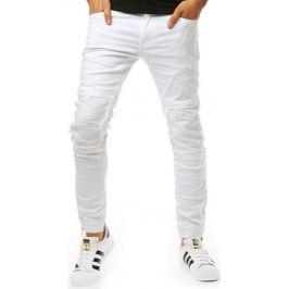 BASIC Bílé džíny (ux1924) Velikost: 30