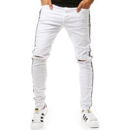 BASIC Bílé džíny (ux1928) Velikost: 30