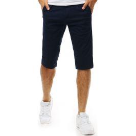 BASIC Pánské šortky modré (sx0929) Velikost: 33
