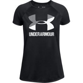Under Armour Big Logo Solid SS Tee K 1331678-001 Velikost: XL