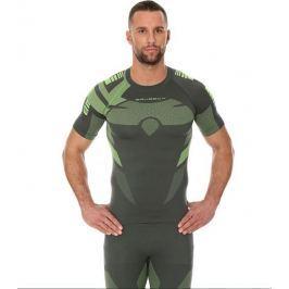 Brubeck termoaktivní tričko DRY M SS11970 green velikost: M, odstíny barev: zelená