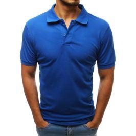 BASIC Tmavě modré polo tričko (px0206) Velikost: M