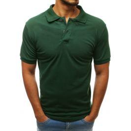 BASIC Khaki polo tričko (px0207) Velikost: M