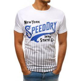 BASIC Bílé tričko SPEED DRY (rx3539) Velikost: M