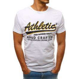 BASIC Bílé tričko Athletic (rx3528) Velikost: 2XL